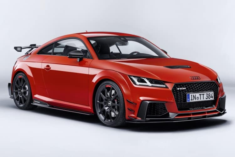 Audi TT RS voted number 2 in Best AWD Sports Cars