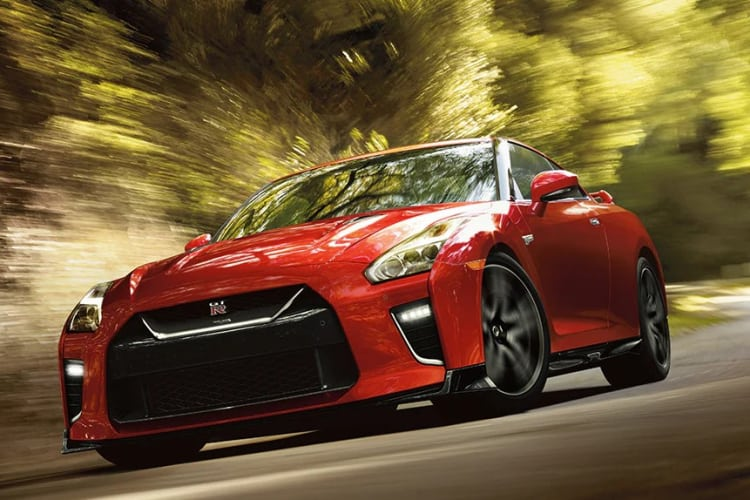 Nissan is one of the Best AWD Sports Cars