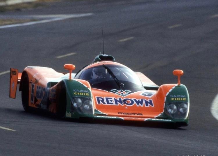 racing the MXR-01 prototype race car