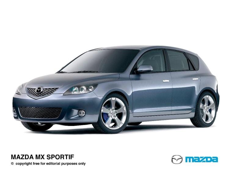 2003 MX-Sportif