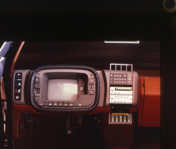 interior of the MX-081
