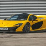 First Customer Registered McLaren P1 to Feature at Silverstone Auction