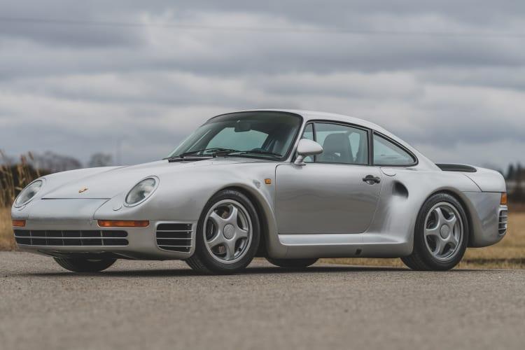 80s cars superstar Porsche 959