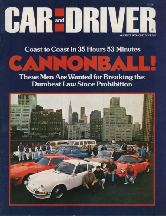 cannonball article