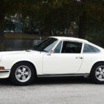 Bill Warner's 1971 Porsche 911T – The Stunning Cannonball Runner