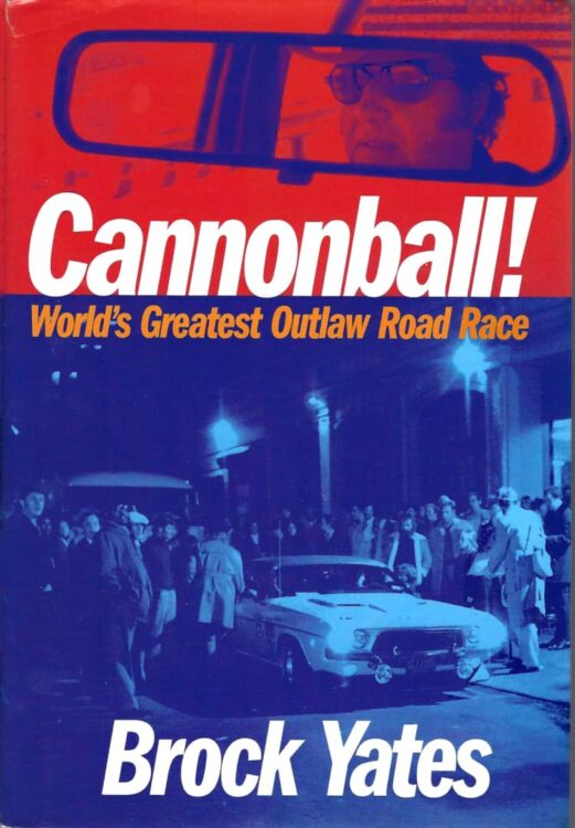 Brock Yates Cannonball