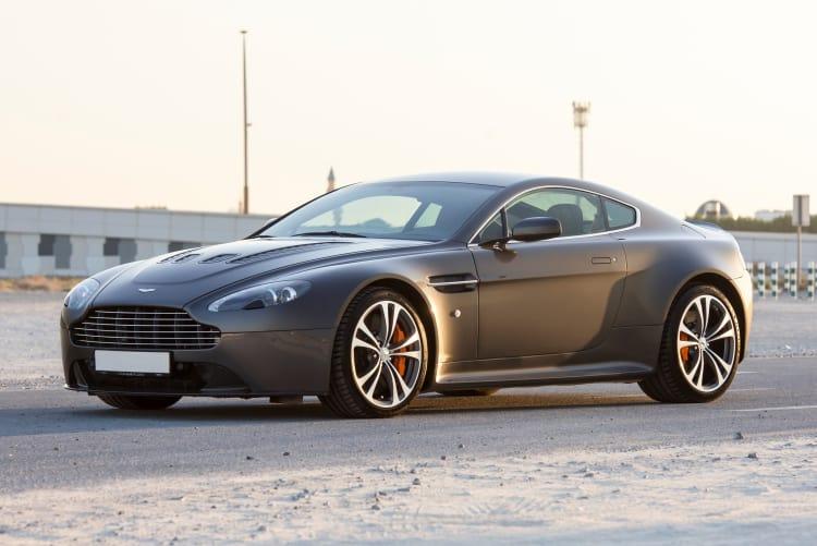 Aston Martin V12 Vantage- best british sports cars of modern times