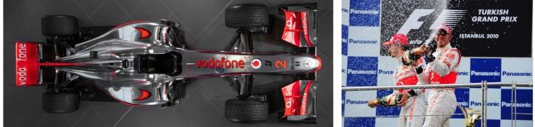 Lewis Hamilton victory