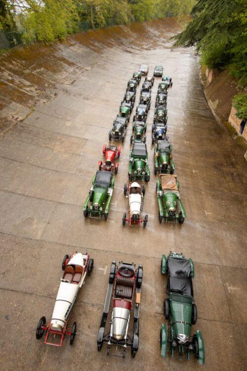Bentley 3 Liter cars