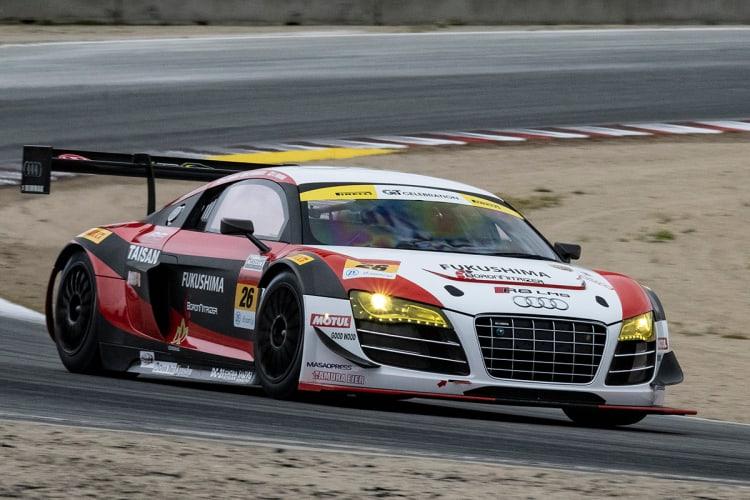 Bruce Leeson – 2012 Audi R8 LMS_1