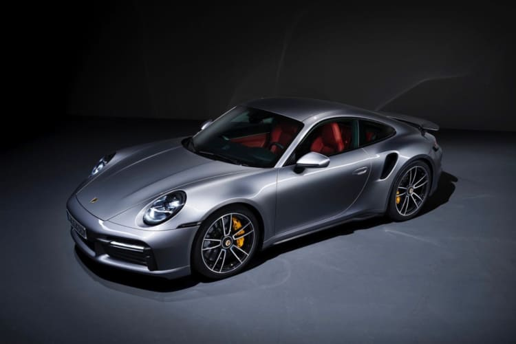 number 5 fastest porsche is the 911 Turbo S