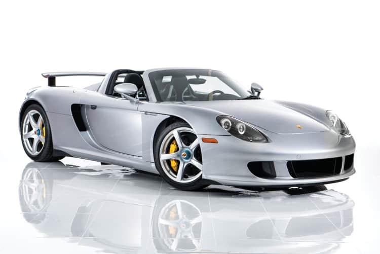 Fastest porsche Carrera GT