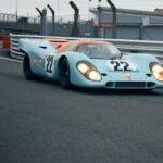 Iconic 1970 Porsche 917K Coupe Headlines Auction