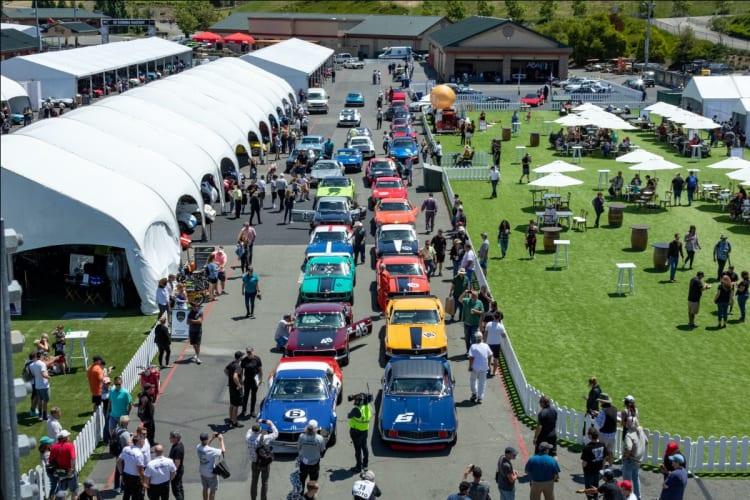 Sonoma racing event