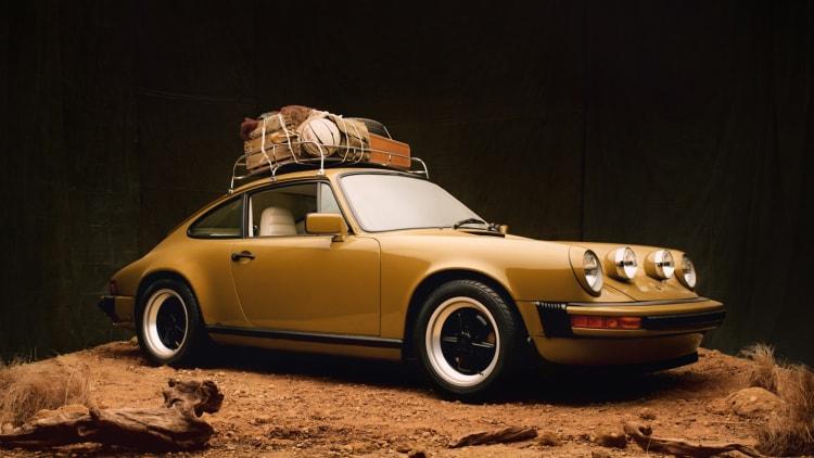 Porsche redesigned