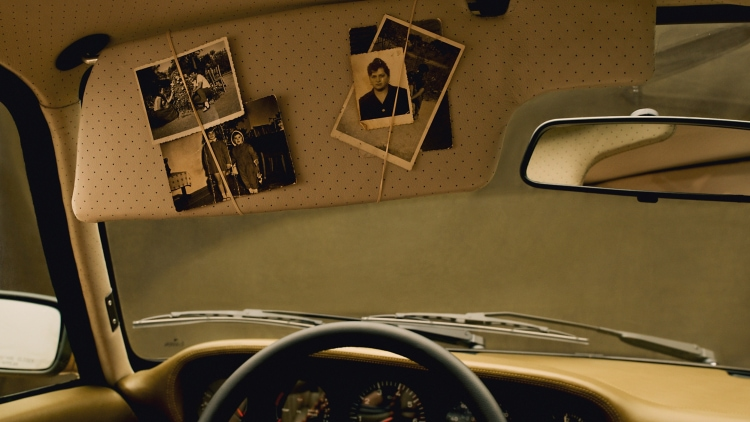 memories within interior of car