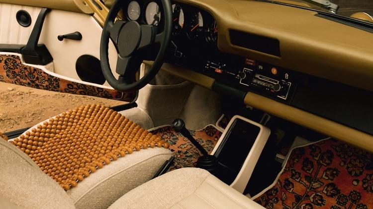 persian carpet in floor mats