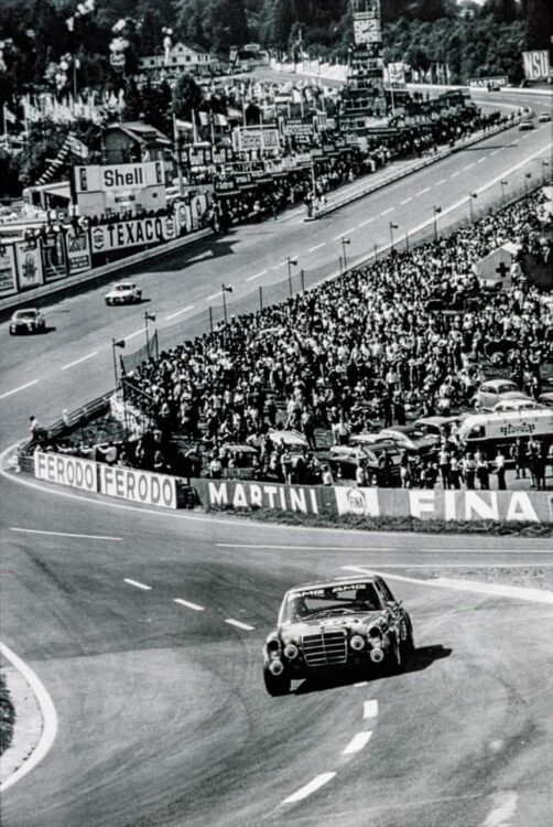 1971 24 Hours of Spa-Francorchamps