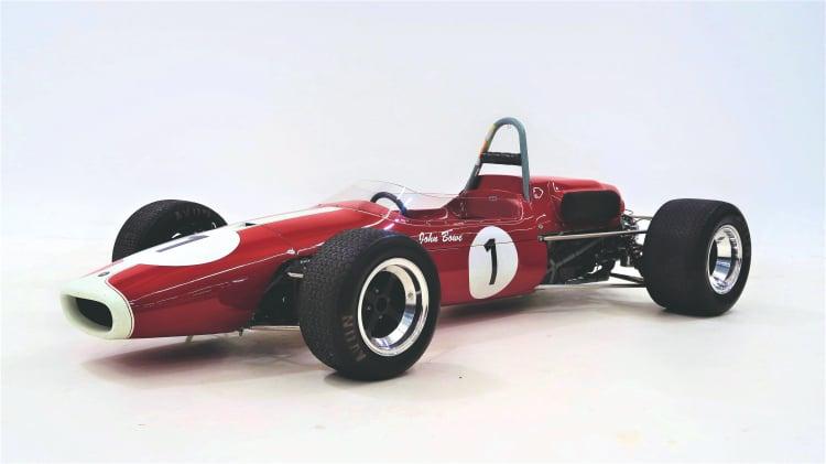 1967 Brabham BT23B Intercontinental Single Seater Racing Car