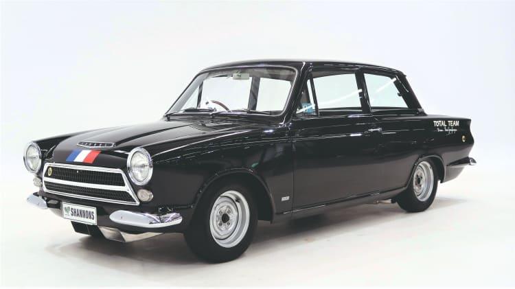 1964 Lotus Cortina Mk 1