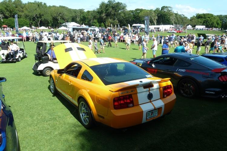 Shelby car