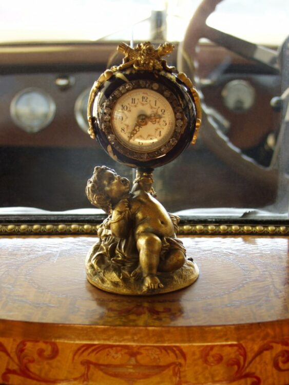 clock within 40/50HP Phantom I Brougham De Ville