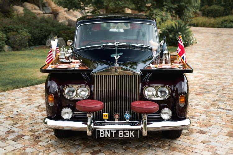 Phantom VI limousine