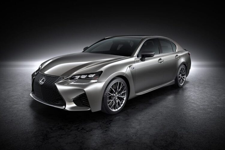 7 best lexus sports cars with the GS F