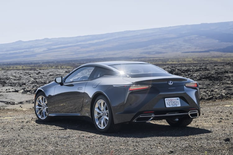 Lexus Hybrid LC500 H