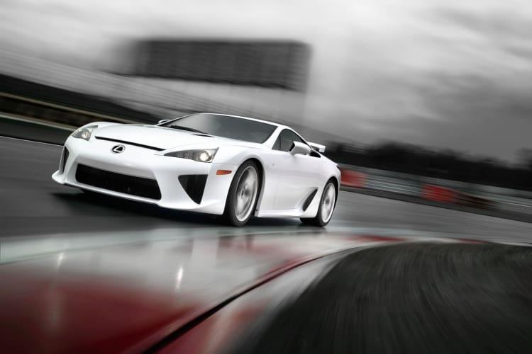 2nd best lexus sports cars
