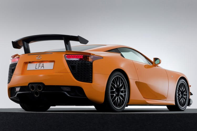absolute best lexus sports car