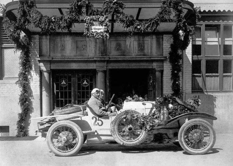 1921 Targa Florio