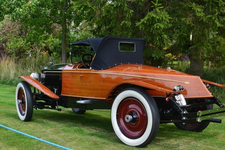 1923 Packard 426 Boat Tail