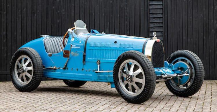 1927 Bugatti Type 35B Grand Prix Two-Seater
