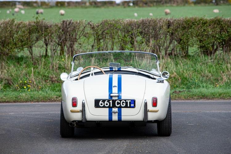 1961 AC Ace 2.6-Liter Roadster