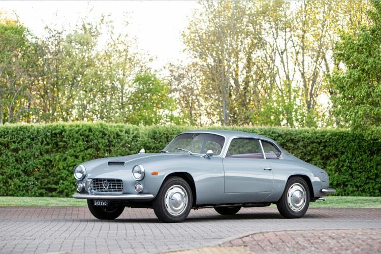 1962 Lancia Flaminia Sport 3C