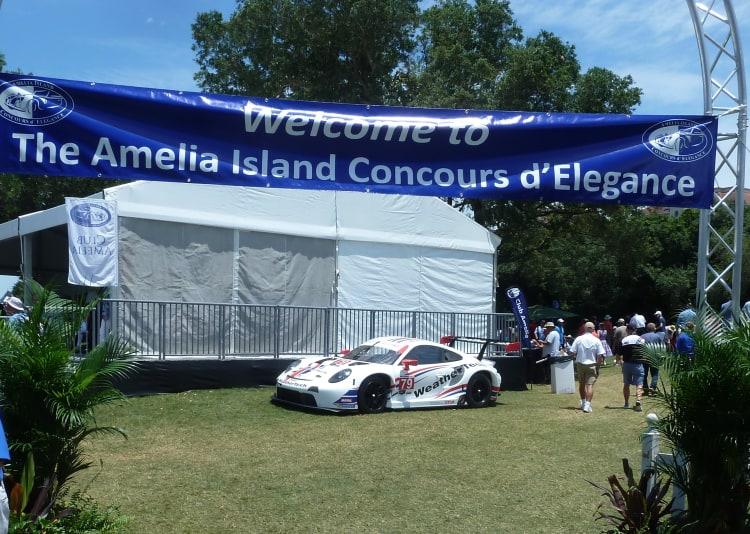 2021 Amelia Island Concours