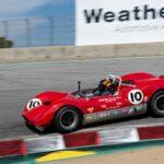 2021 CSRG Laguna Seca Vintage Car Races