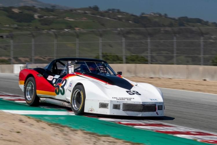 Mike Thurlow - 1976 Chevrolet Corvette