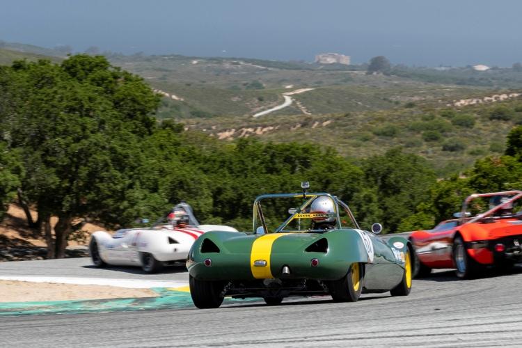 Nevin Spieker - 1963 Lotus 23B Roadster