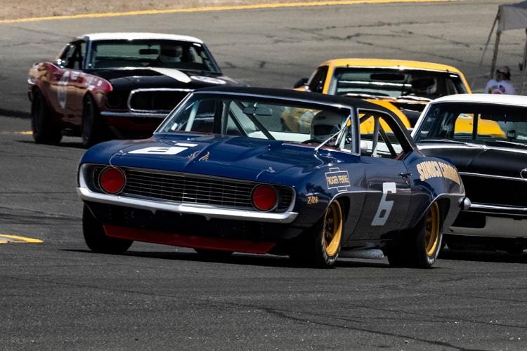 #6-Bill Ockerlund - 1969 Chevrolet Camero