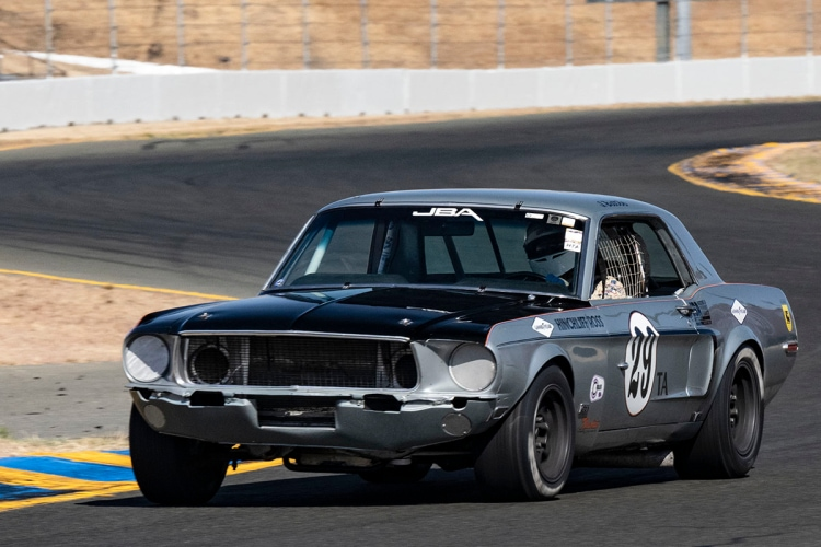 #29-Jay Bittle - San Diego, CA 1968 Mustang