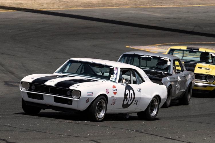 #30-Brian Ferrin -1967 Camaro