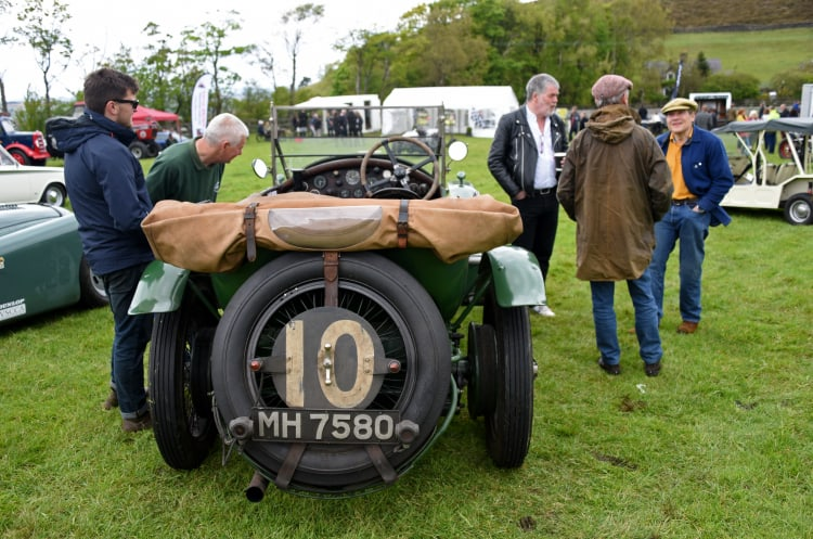 Yorkshire Motorsport Festival 2021
