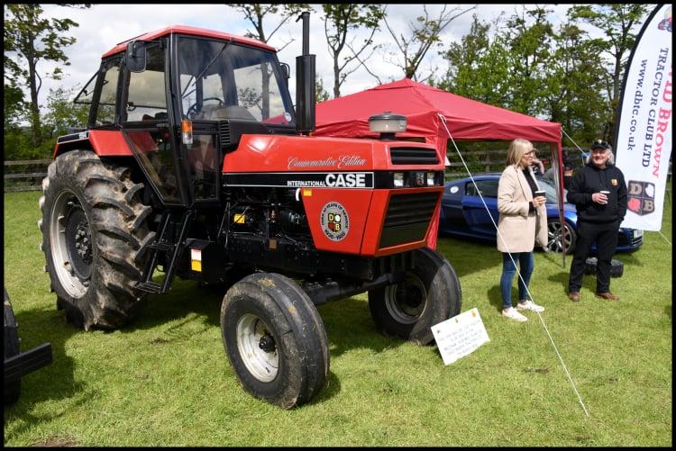 Last David Brown tractor
