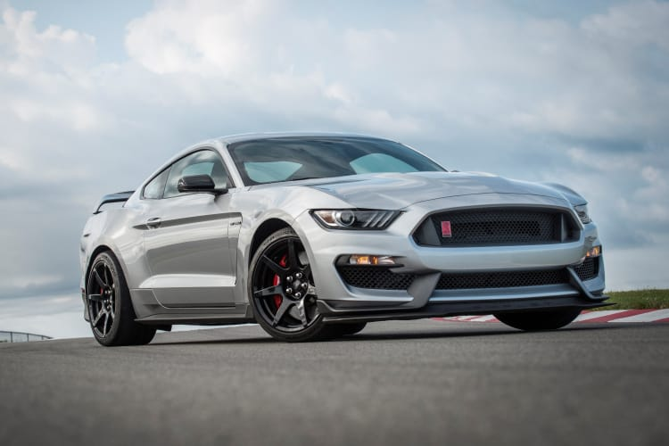 Shelby Mustang GT350R is 2nd best sports cars under 100K