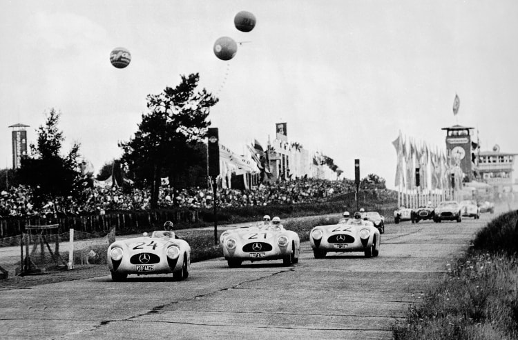 Grand Prix for sports cars in 1952