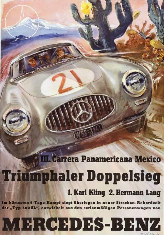 third Carrera Panamericana