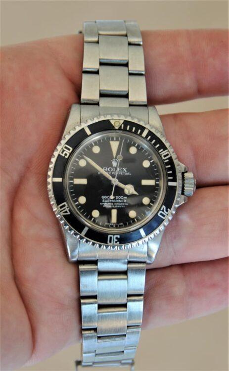 Steve McQueen watch