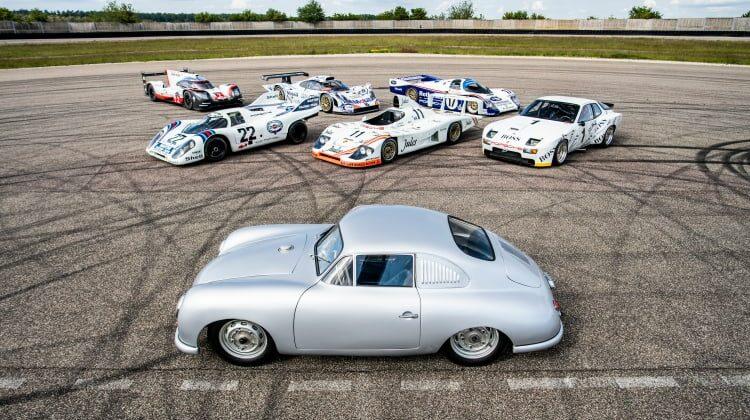 Porsche History